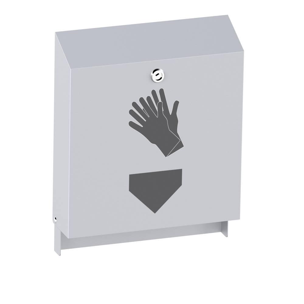 Handschuhspender-geschlossen