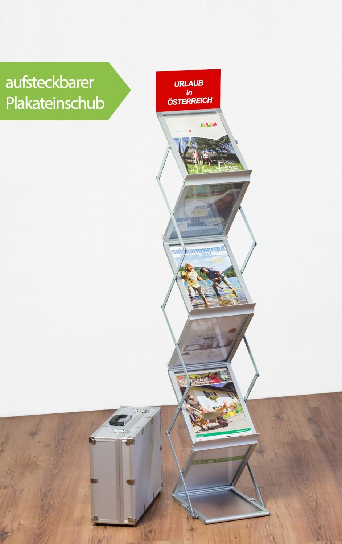 Plakathalterung_aufsteckbar_Faltprospektstaender