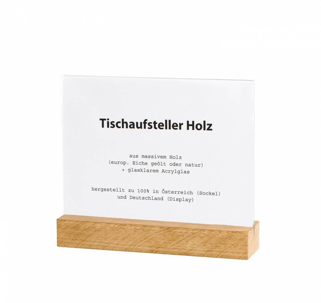 TischaufstellerHolzQuer1500