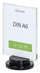 INSPIN AD1-A6 drehbarer Tischaufsteller