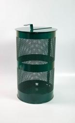 Cyli Müllkorb grün 44l