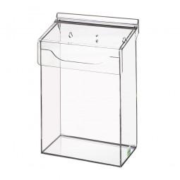 Katalogbox, Prospektbox A4 outdoor Acrylglas