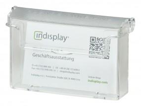 Visitenkartenbox mit Deckel PS OD95
