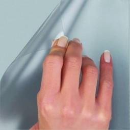 Schutzfolie für Klapprahmen A1 wetterfest 35 mm