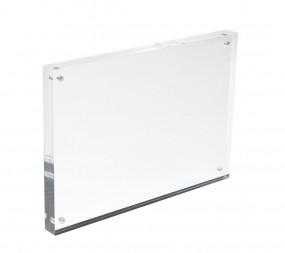 Acrylglas-Magnetrahmen A4 30 mm